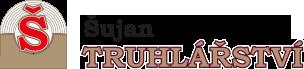 logo firmy Truhlářství Šujan