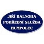 logo firmy POHŘEBNÍ SLUŽBA - JIŘÍ BALNOHA