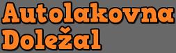 logo firmy Autolakovna Josef Doležal
