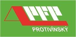 logo firmy Zdenìk Protivínský PFP - klempíøské práce