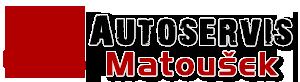 logo firmy Autoservis Matoušek