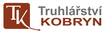 logo firmy TRUHLÁŘSTVÍ - Kobryn Milan
