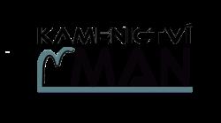 logo firmy Kamenictví Man - Hoøice