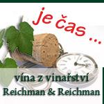 logo firmy Vinaøství Reichman & Reichman - vinný sklep