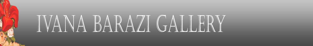 logo firmy IVANA BARAZI GALLERY