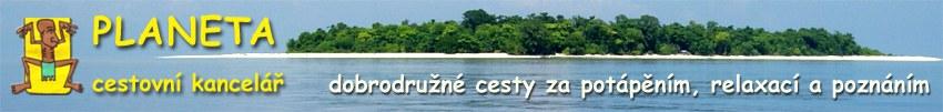 logo firmy CK PLANETA - MUDr. Petr Paszek