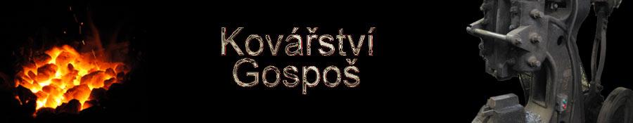 logo firmy Kovářství GO & GO - Bořivoj Gospoš