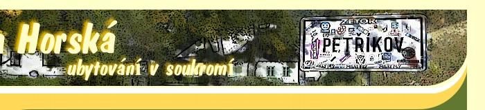 logo firmy Chata Horská