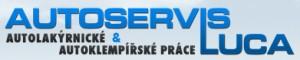 logo firmy Autoservis Luca