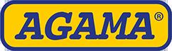 logo firmy AGAMA Pardubice