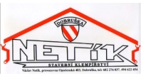 logo firmy  Václav Netík - STAVEBNÍ KLEMPÍØSTVÍ