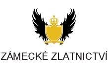 logo firmy ZÁMECKÉ ZLATNICTVÍ