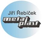 logo firmy Jiøí Øebíèek - Metalplast , s.r.o.