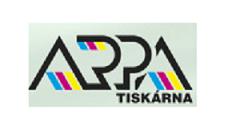 logo firmy Jaroslav Janeèek - ARPA - tiskárna