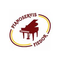 logo firmy PIANOSERVIS FIEDOR