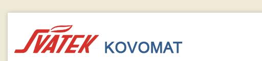 logo firmy Svatek Stanislav - Kovomat