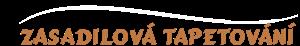 logo firmy EVA ZASADILOVÁ - TAPETOVÁNÍ