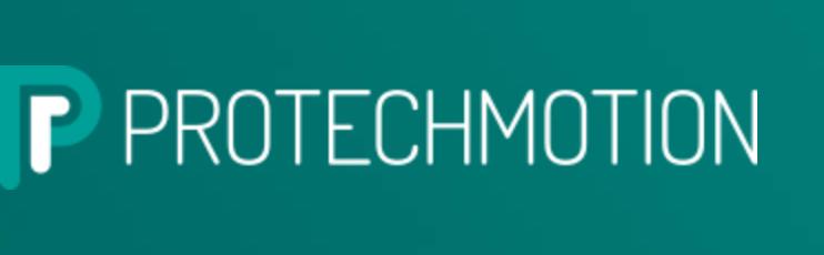 logo firmy PROTECHMOTION