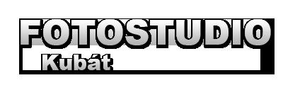 logo firmy FOTOSTUDIO KUBÁT