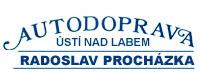 logo firmy PROCHÁZKA RADOSLAV