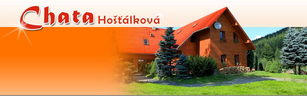 logo firmy Chata Hošťálková