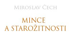 logo firmy Ing. Miroslav Èech - Starožitnosti