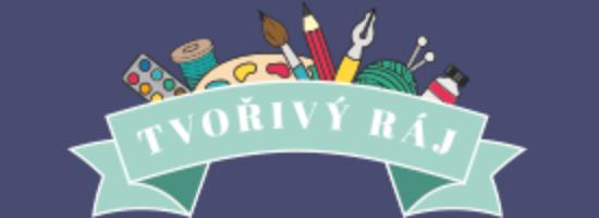 logo firmy TVOŘIVÝ RÁJ