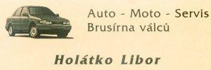 logo firmy Auto-Moto-Servis, Brusírna válcù