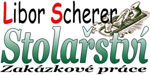 logo firmy Libor Scherer - Stolaøství