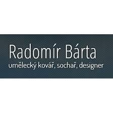 logo firmy BÁRTA RADOMÍR-UMÌLECKÉ KOVÁØSTVÍ