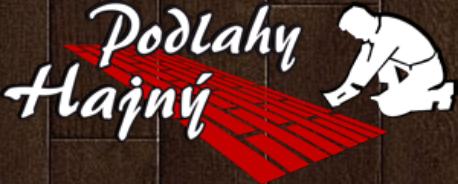 logo firmy HAJNÝ LUBOŠ-PODLAHY