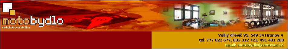 logo firmy PENZION MOTOBYDLO