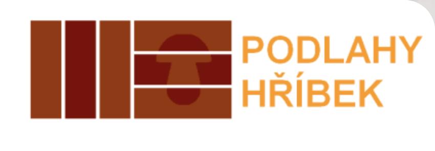 logo firmy PODLAHY HŘÍBEK