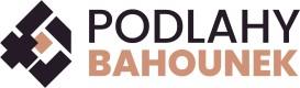 logo firmy Podlahy Bahounek