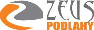 logo firmy PODLAHY ZEUS