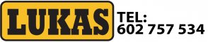 logo firmy LUKAS-zemní práce s.r.o.
