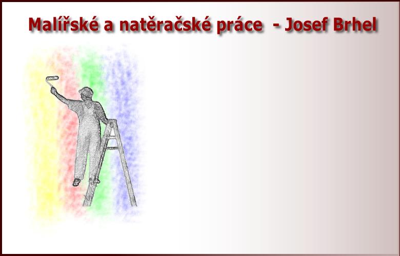 logo firmy Malíøské a natìraèské práce - Jozef Brhel