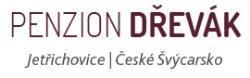 logo firmy Penzion Døevák
