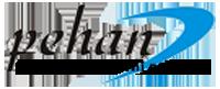 logo firmy PEHAN, Výroba pracovních oděvů
