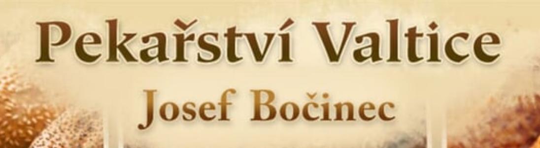 logo firmy Pekařství Bočinec Jozef