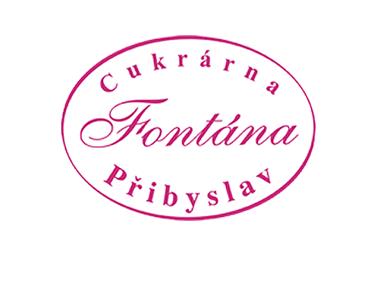 logo firmy CUKRÁRNA FONTÁNA