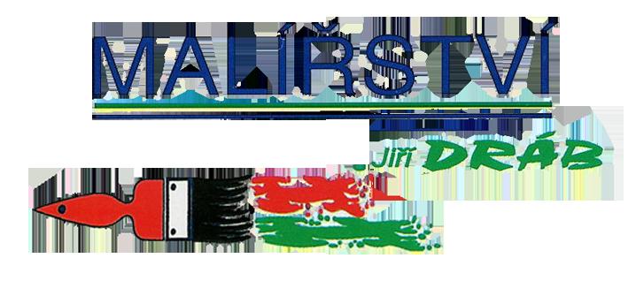 logo firmy MALÍŘSTVÍ - Jiří Dráb