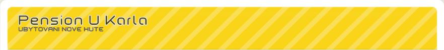 logo firmy Penzion U Karla
