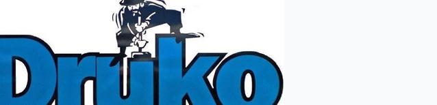 logo firmy DRUKO KOMINICTVÍ