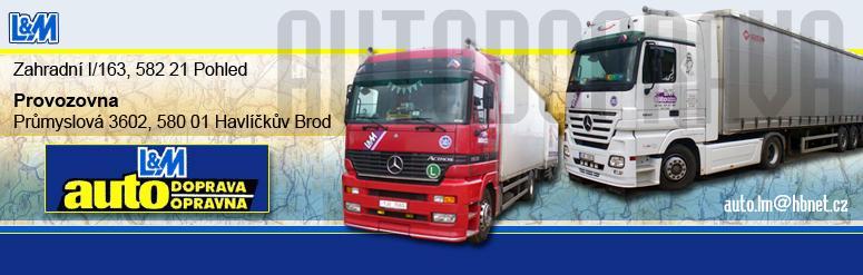 logo firmy AUTODOPRAVA HB