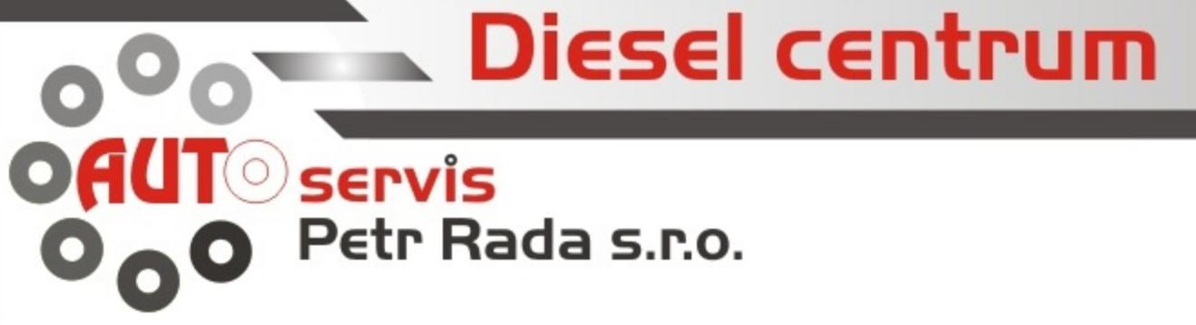 logo firmy  Autoservis Petr Rada s.r.o.