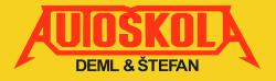 logo firmy Autoškola Deml & Štefan