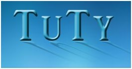 logo firmy TuTy - zasklívání balkónù a lodžií