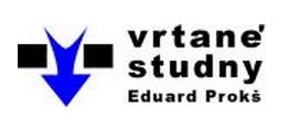 logo firmy Prokš Eduard - Vrtání Studní