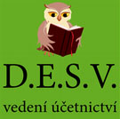 logo firmy D.E.S.V. s.r.o.